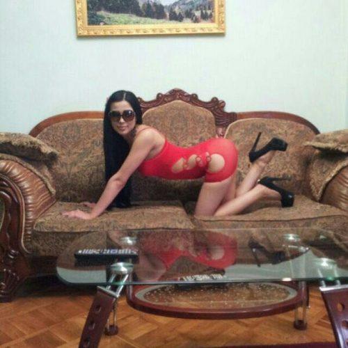 Yabancı Bayan Nuray